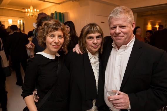 Elisabeth Subrin, Ela Troyano and Sean Elwood